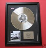 THE KILLERS - Sams Town CD / PLATINUM LP DISC